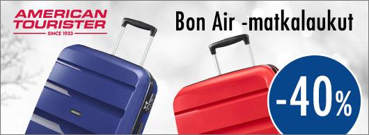 American Tourister Bon Air -matkalaukut -40%